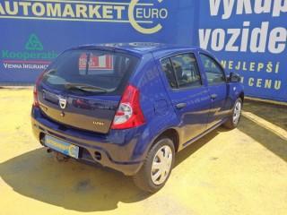 Dacia Sandero 1.4i 55KW č.6