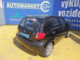 Hyundai Getz 1.1i 49KW č.5
