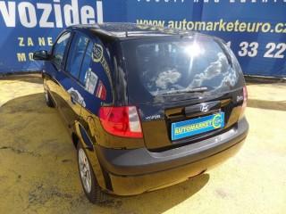 Hyundai Getz 1.1i 49KW č.6