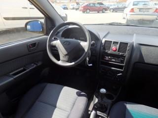 Hyundai Getz 1.1i 49KW č.7