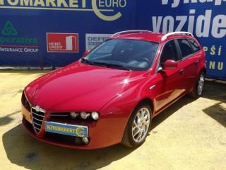 Alfa Romeo 159 2.4 JTD 147KW Garance KM č.1