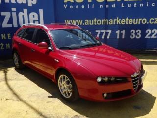 Alfa Romeo 159 2.4 JTD 147KW Garance KM č.3