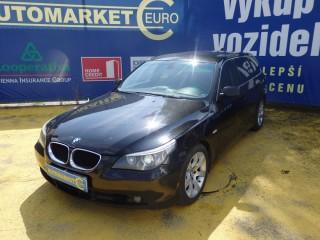 BMW Řada 5 525D 130KW č.1