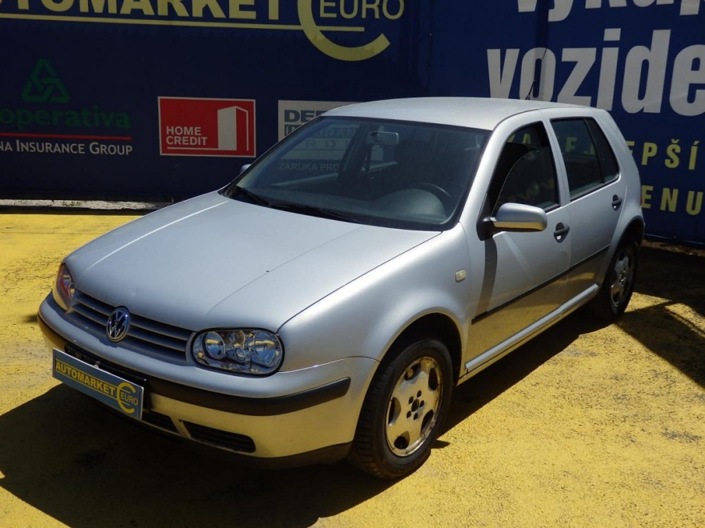 Volkswagen Golf 1.9 TDi 66KW 4-Motion