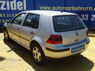 Volkswagen Golf 1.9 TDi 66KW 4-Motion č.6