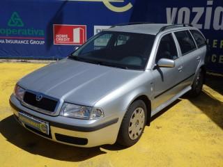 Škoda Octavia 2.0i LPG č.1