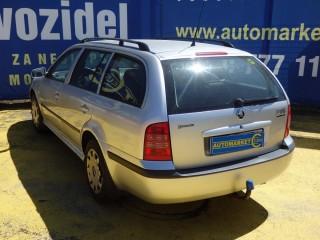 Škoda Octavia 2.0i LPG č.4