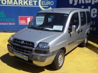 Fiat Dobló 1.9 JTD č.1