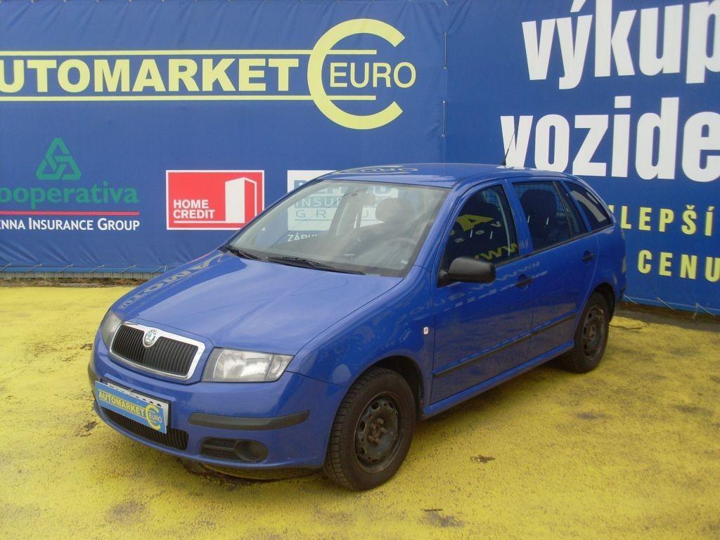 Škoda Fabia 1.2 12V