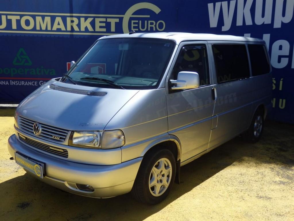 Volkswagen Multivan 2.5 Tdi 75Kw