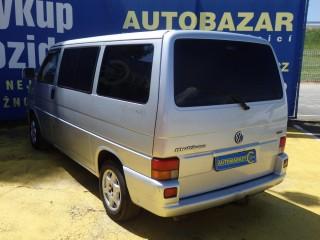 Volkswagen Multivan 2.5 Tdi 75Kw č.4