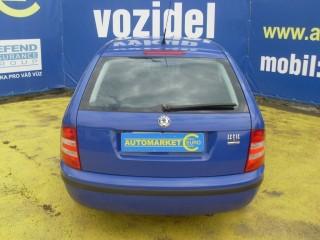 Škoda Fabia 1.2 12V č.5