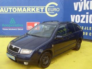 Škoda Fabia 1.9 TDi 74KW Elegance č.1
