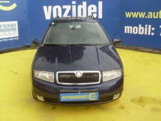 Škoda Fabia 1.9 TDi 74KW Elegance č.2