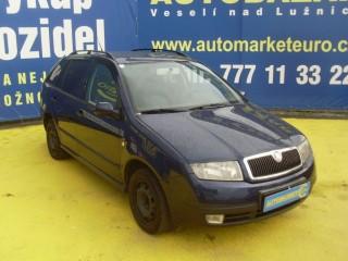Škoda Fabia 1.9 TDi 74KW Elegance č.3