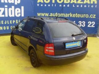 Škoda Fabia 1.9 TDi 74KW Elegance č.4
