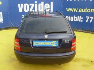 Škoda Fabia 1.9 TDi 74KW Elegance č.5