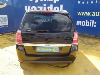 Opel Zafira 1.9 Dci č.5