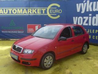 Škoda Fabia 1.2 MPi č.1