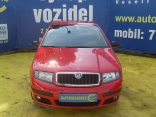 Škoda Fabia 1.2 MPi č.2