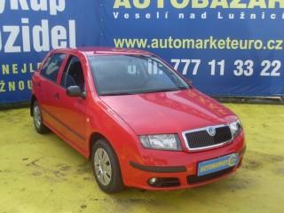 Škoda Fabia 1.2 MPi č.3