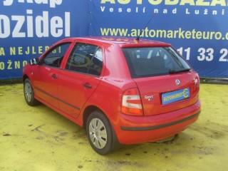 Škoda Fabia 1.2 MPi č.4