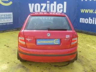 Škoda Fabia 1.2 MPi č.5