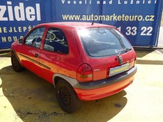 Opel Corsa 1.2i Eko Zaplaceno č.4