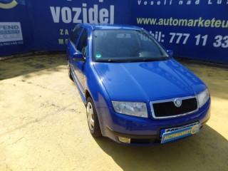 Škoda Fabia 1.4 16V 55KW č.2