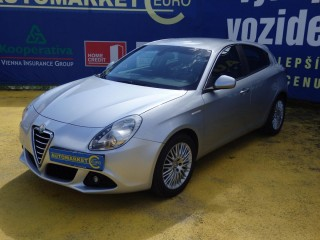 Alfa Romeo Giulietta 1.6 JTD 77KW č.1