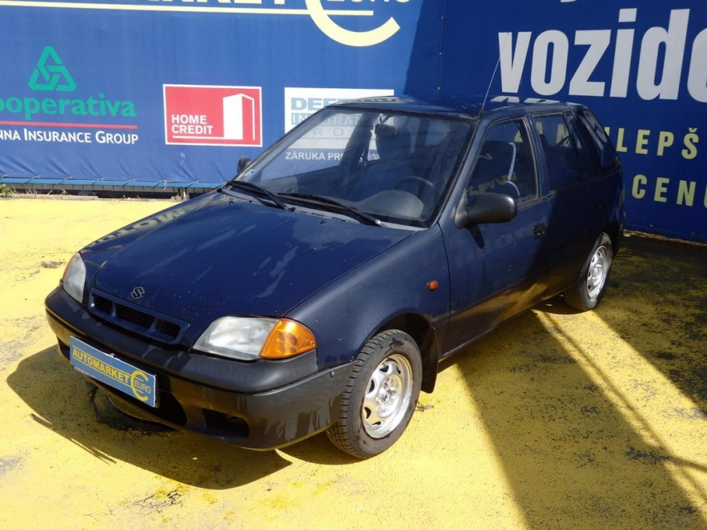 Suzuki Swift 1.0i Eko Zaplaceno