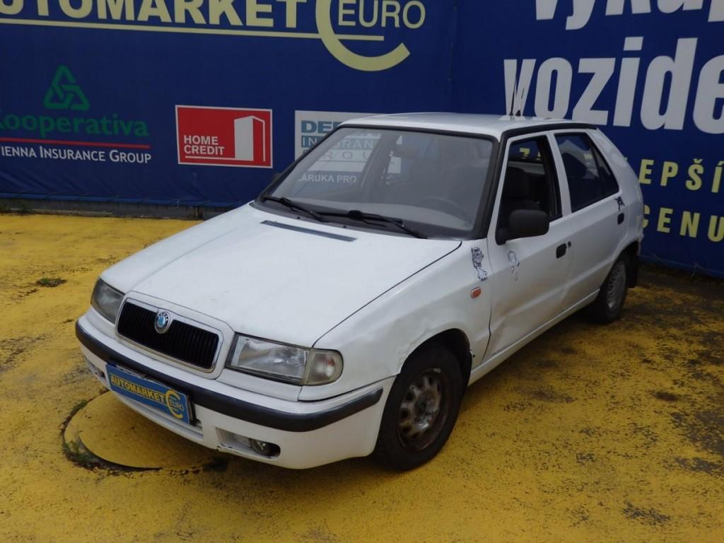 Škoda Felicia 1.9 D