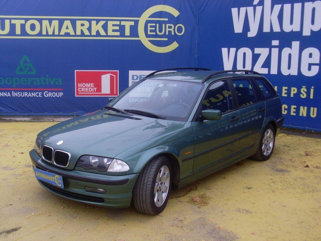 BMW Řada 3 320d 100KW