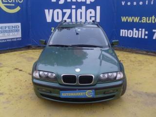 BMW Řada 3 320d 100KW č.2