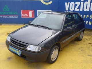Citroën Saxo 1.1i Eko Zaplaceno č.1