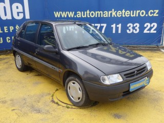 Citroën Saxo 1.1i Eko Zaplaceno č.3