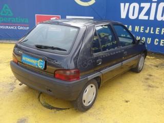 Citroën Saxo 1.1i Eko Zaplaceno č.6