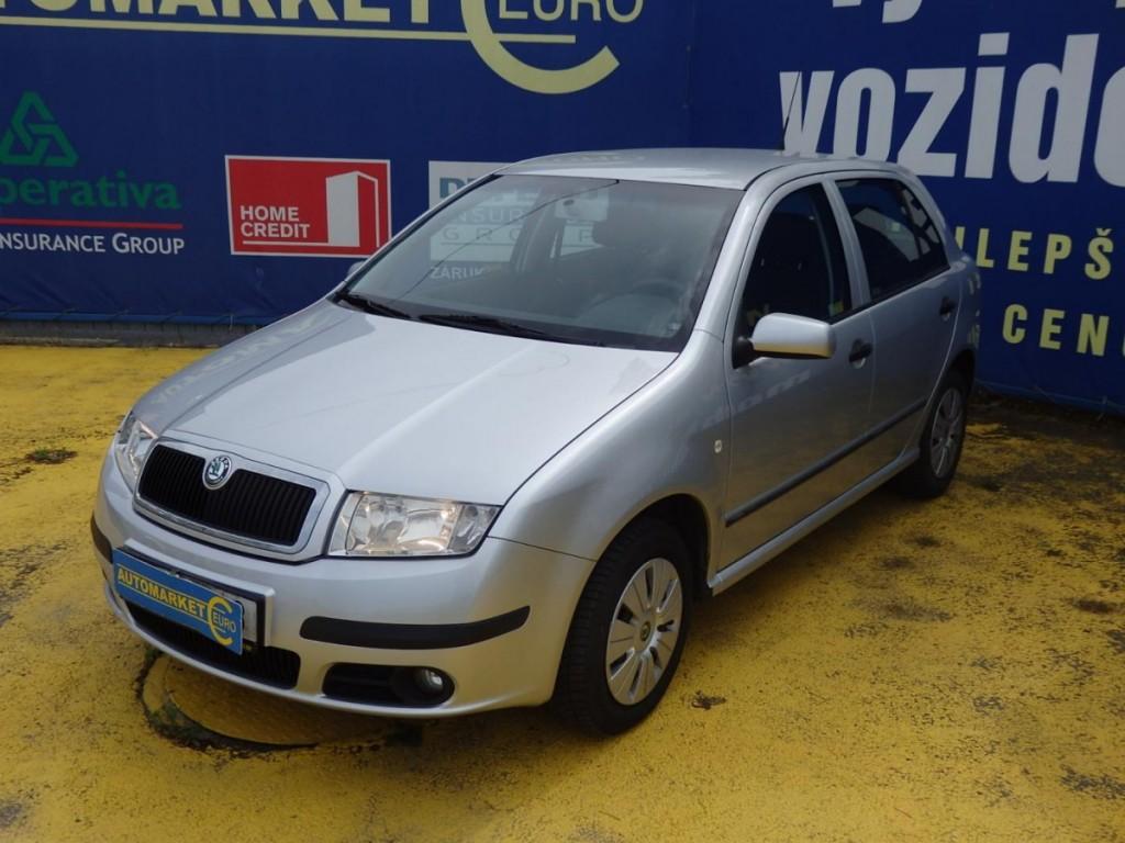 Škoda Fabia 1.4 TDi 100% KM