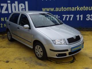 Škoda Fabia 1.4 TDi 100% KM č.3