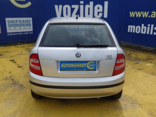 Škoda Fabia 1.4 TDi 100% KM č.5
