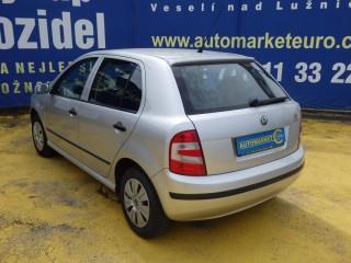 Škoda Fabia 1.4 TDi 100% KM č.6