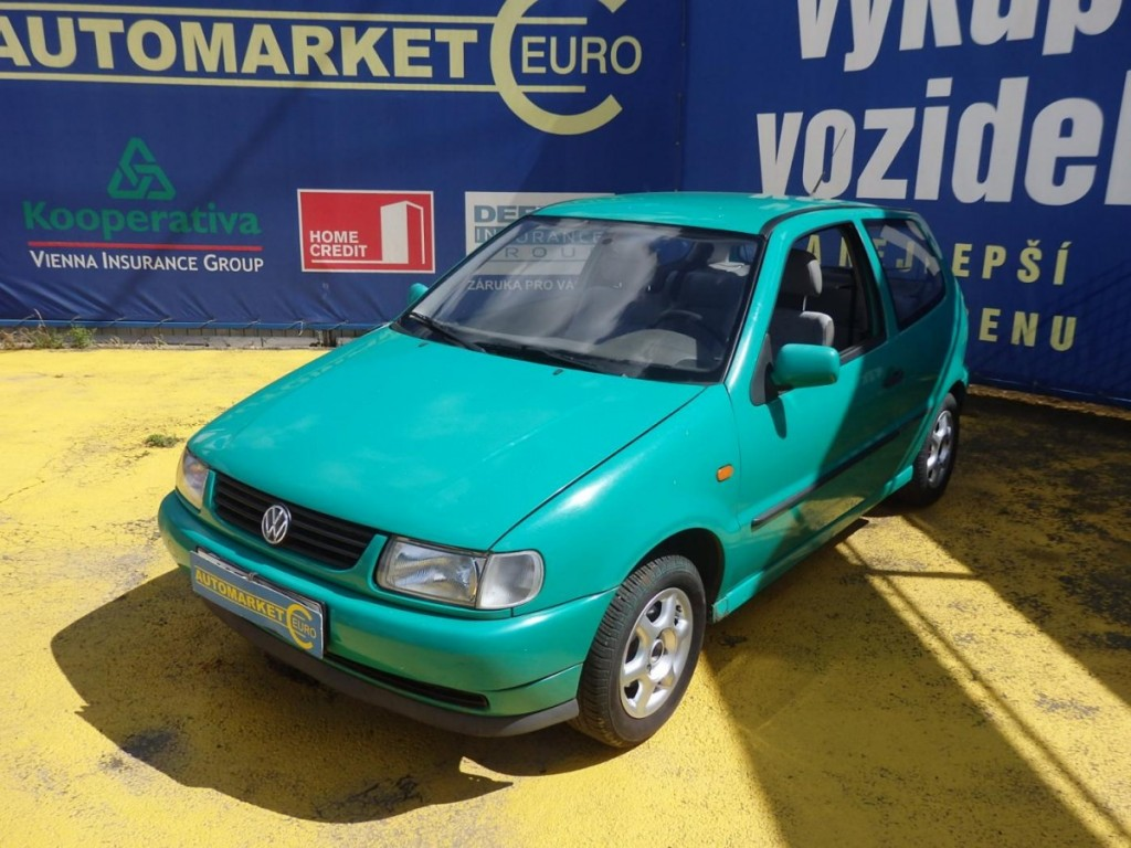 Volkswagen Polo 1.4 MPi Eko Zaplaceno