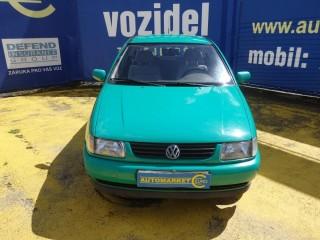 Volkswagen Polo 1.4 MPi Eko Zaplaceno č.2