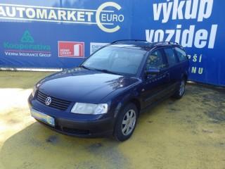 Volkswagen Passat 1.9Tdi 81KW 4x4 č.1