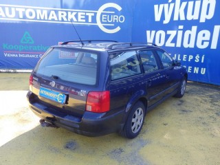 Volkswagen Passat 1.9Tdi 81KW 4x4 č.4