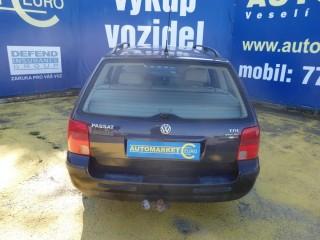 Volkswagen Passat 1.9Tdi 81KW 4x4 č.5