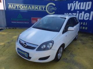 Opel Zafira 1.7 CDTi č.3