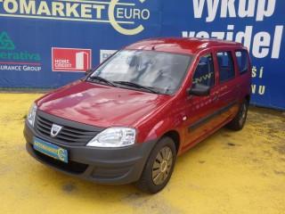 Dacia Logan 1.4i GARANCE KM!!! č.1