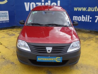 Dacia Logan 1.4i GARANCE KM!!! č.2