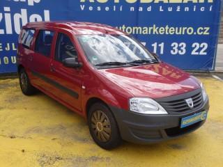 Dacia Logan 1.4i GARANCE KM!!! č.3